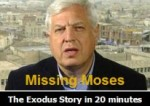 Missing Moses